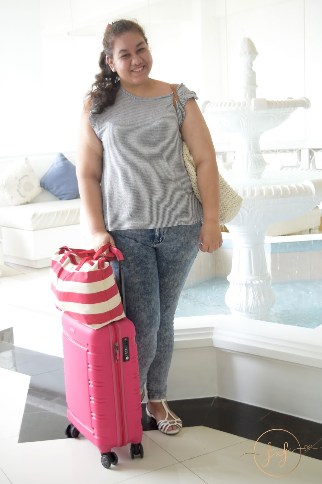 What I Packed for my Weekend Staycation at Estancia Tagaytay