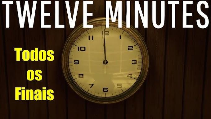 Twelve Minutes – Todos os Finais e como Desbloqueá-los