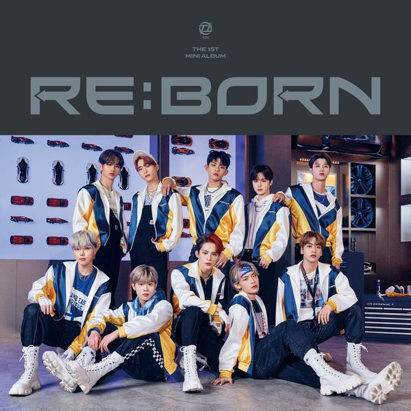 TO1 – RE:BORN – EP