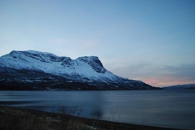 ナルヴィクというノルウェーの街までドライブ3