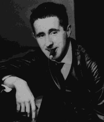 Alguns poemas de Bertold Brecht...