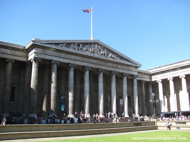 Британский национальный музей