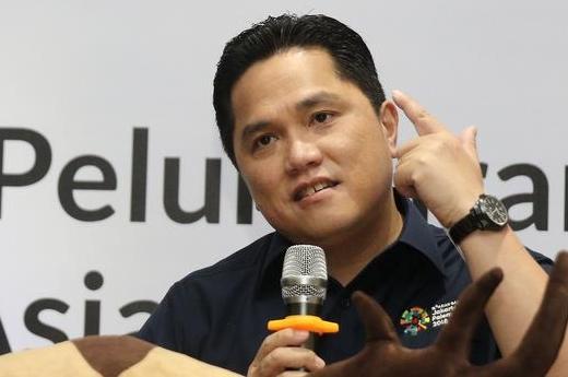 PKS Niat Hapus Pajak Kendaraan, Erick Thohir: Janji Harus Realistis