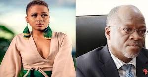 Download Audio | Nandy - Magufuli Tena