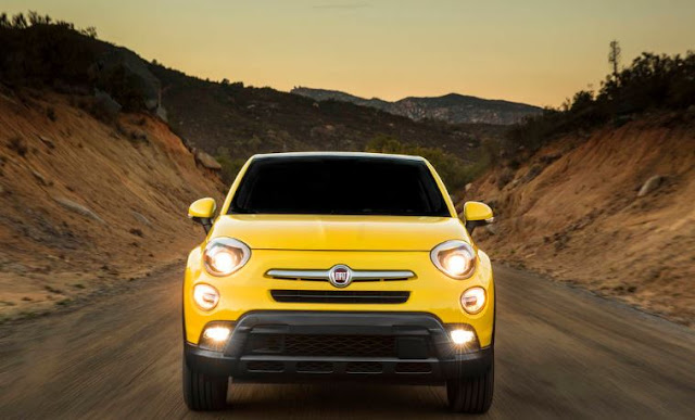 2016  LATEST Fiat 500X Trekking LATEST REVIEWS
