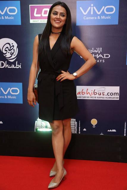 Shraddha Srinath Stills At SIIMA Short Film Awards 2017