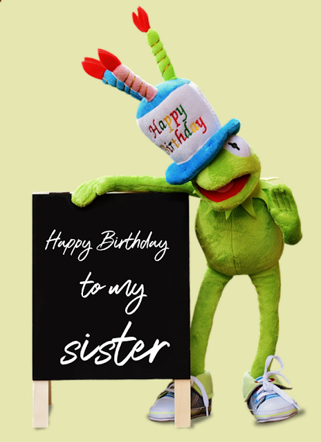 Heart Touching Birthday Wishes For Sister