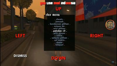 Download Game GTA SA MOD Lite Nuansa INDONESIA