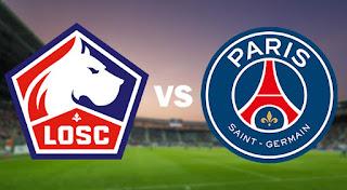 مشاهدة مباراة باريس سان جيرمان ضد ليل 3-4-2021 بث مباشر في الدوري الفرنسي