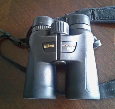 Photo of Nikon Monarch 7 binocular