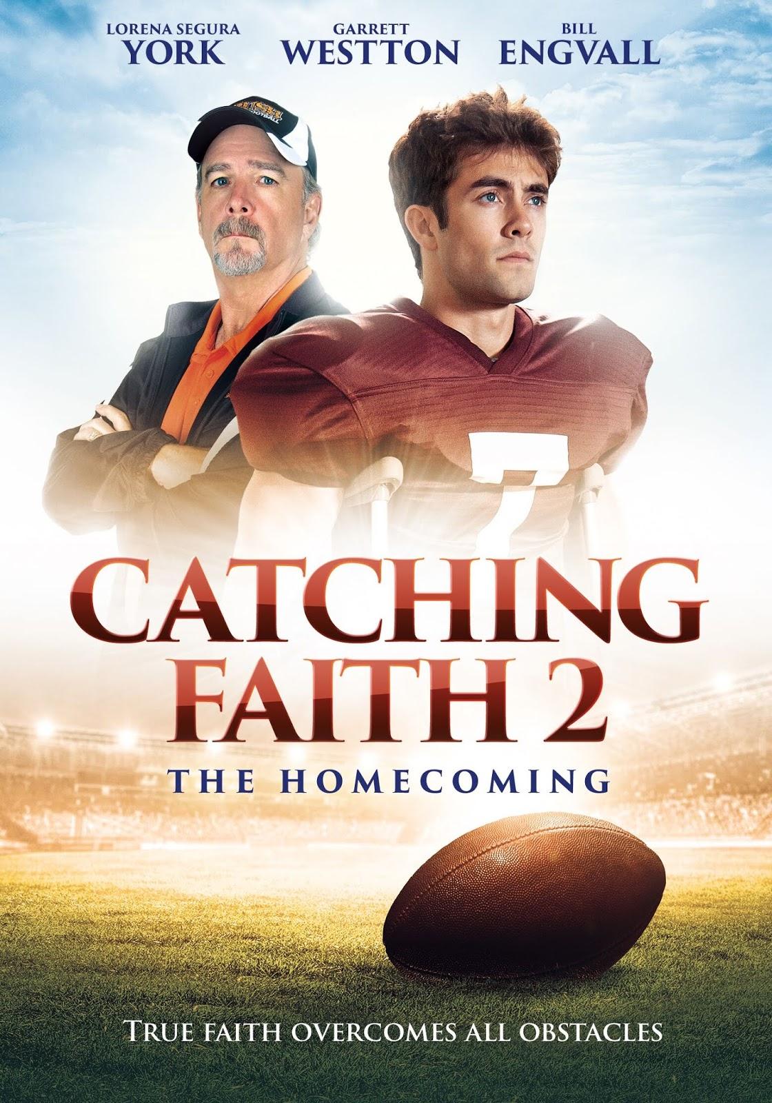 Catching Faith 2: The Homecoming [2020] [CUSTOM HD] [DVDR] [NTSC] [Latino]