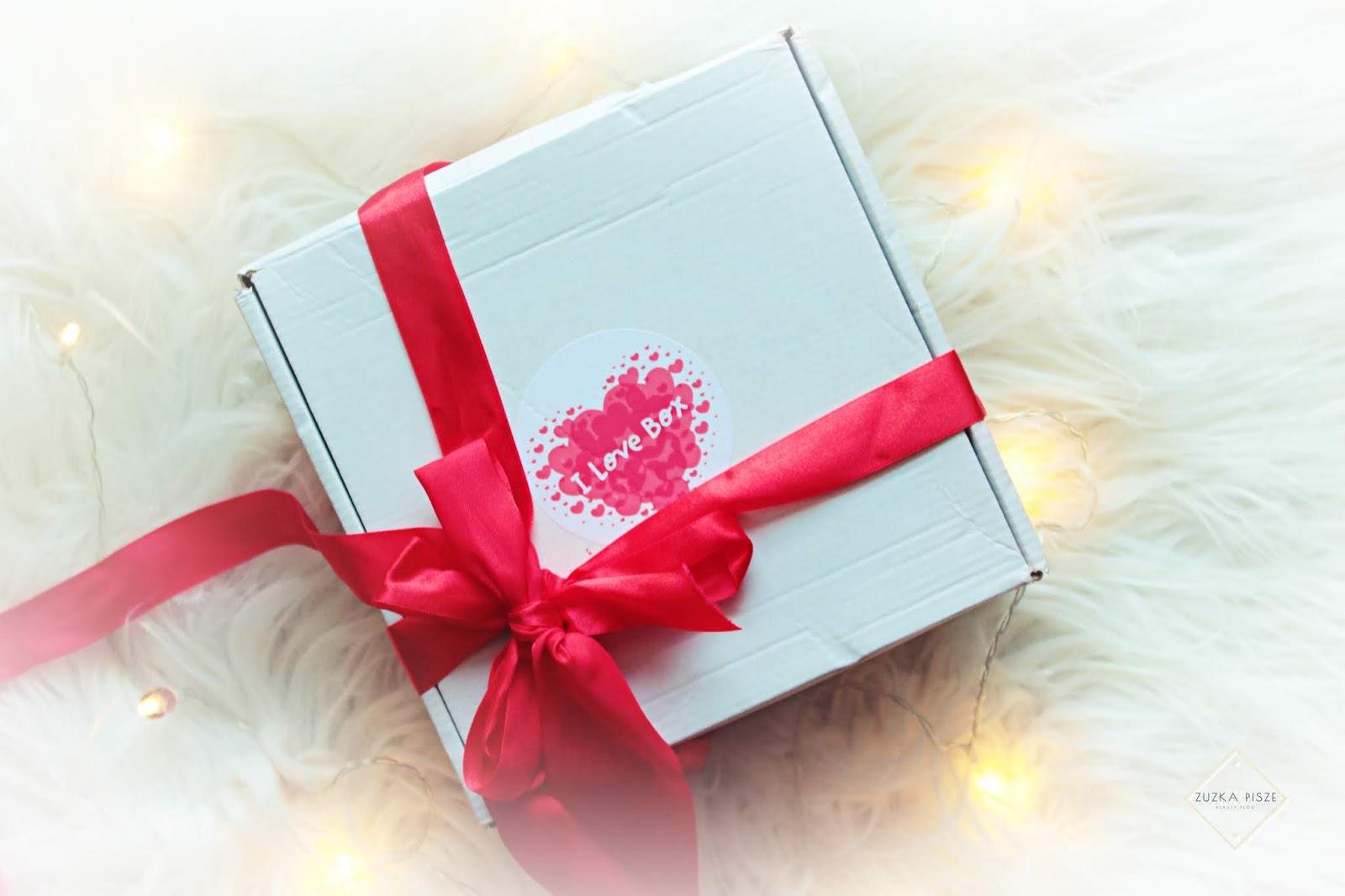 I Love Box Premium - listopad 2019 - openbox