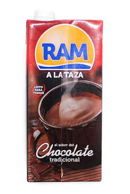 ram chocolate taza