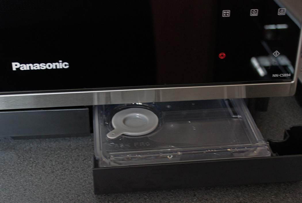 Panasonic Steam Microwave Oven