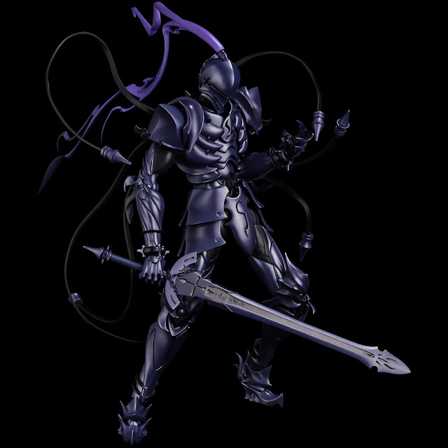 Berserker / Lancelot action figure de Fate/Grand Order, Sen-ti-nel