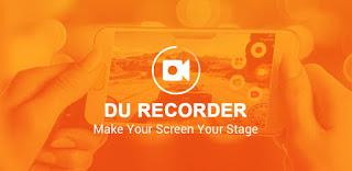 تحميل برنامج DU Recorder لتسجيل الشاشة
