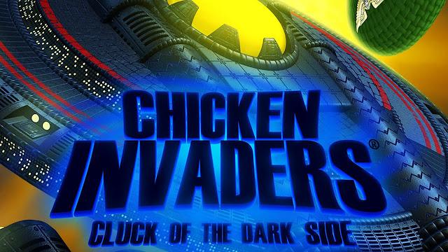 تحميل لعبة الفراخ Chicken Invaders Cluck of the Dark Side