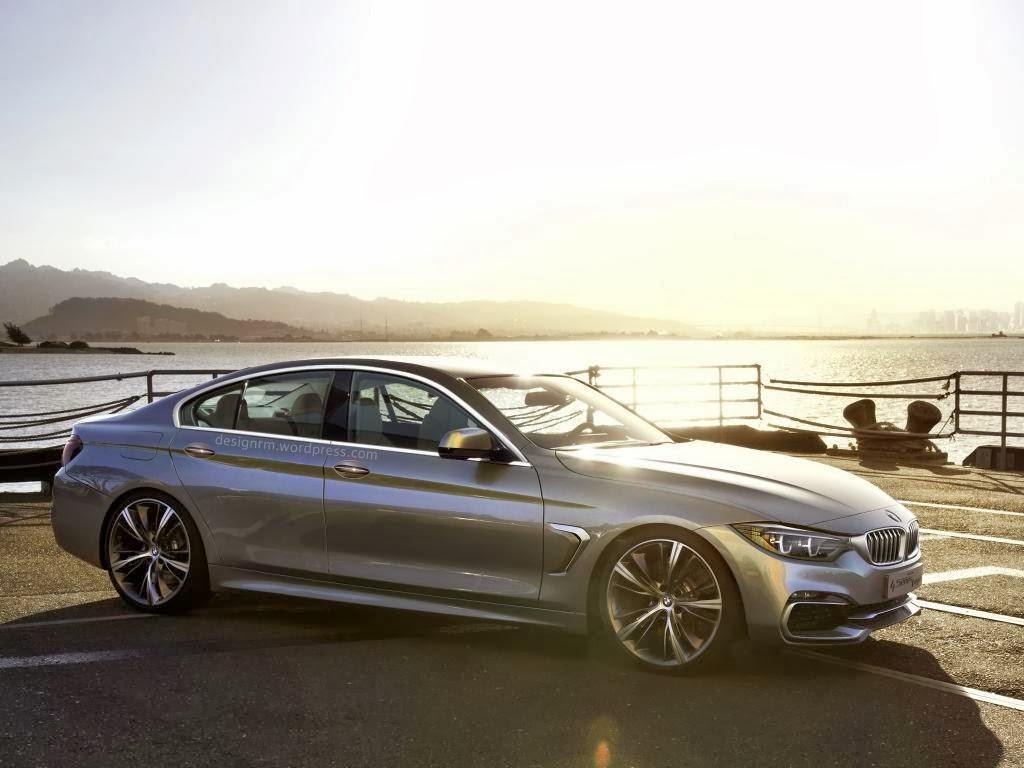 BMW Series GranCoupe Pictures Prices Features Wallpapers - 2014 bmw 4 series gran coupe price