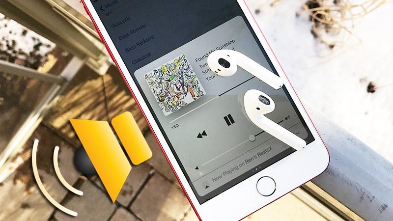 Hướng dẫn tăng âm lượng loa ngoài cho iPhone