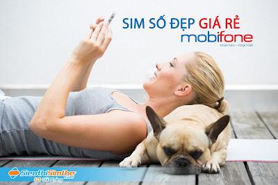 sim giá rẻ Mobifone