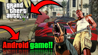 Download Gta 3 modded to Gta 5 Android apk