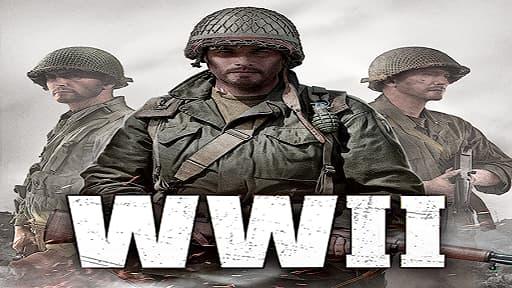 تحميل لعبه World War Heroes مهكره