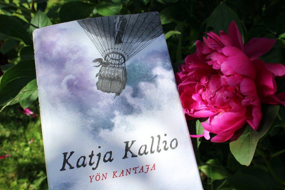 Katja Kallio Yön Kantaja