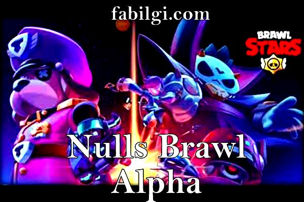 Brawl Stars Nulls Brawl Alpha Son Sürüm Hileli Mod İndir 2021