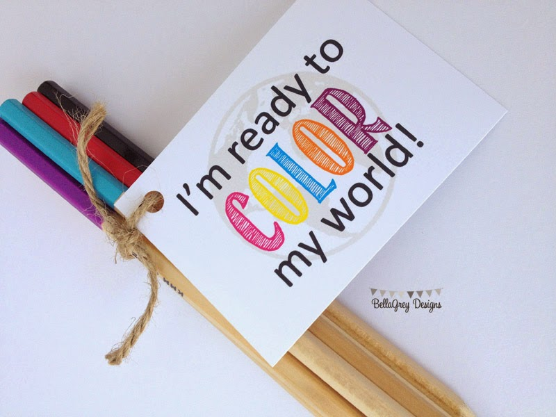 photograph relating to You Color My World Printable titled BellaGrey Styles: Coloration My World wide and Faculty Regulations Tips for