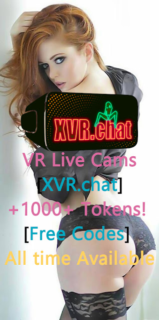 VR Live Cams [XVR.chat]+1000+ Tokens!