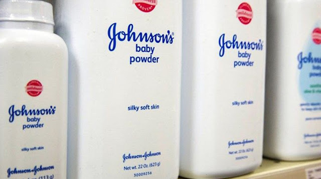 Johnson & Johnson Recall Baby Powder After Authorities Find Tracks Of Carcinogens