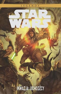 Egmont: Star Wars Legendy: Inwazja: Uchodźcy już w sprzedaży!