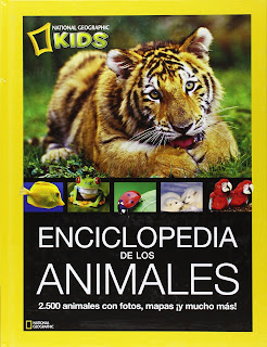 Enciclopedias National Geographic Kids