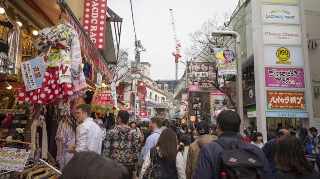Wycieczka do Japonii: nasza trasa
