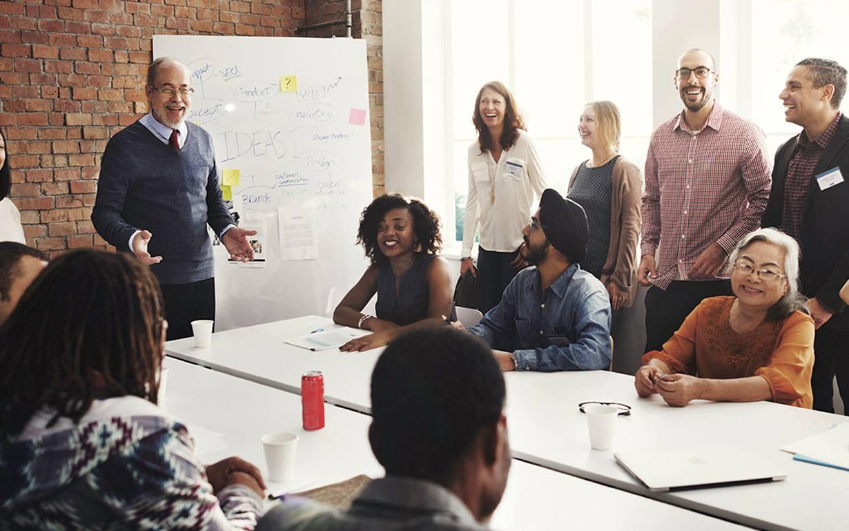 liderança empresarial - foto: internet