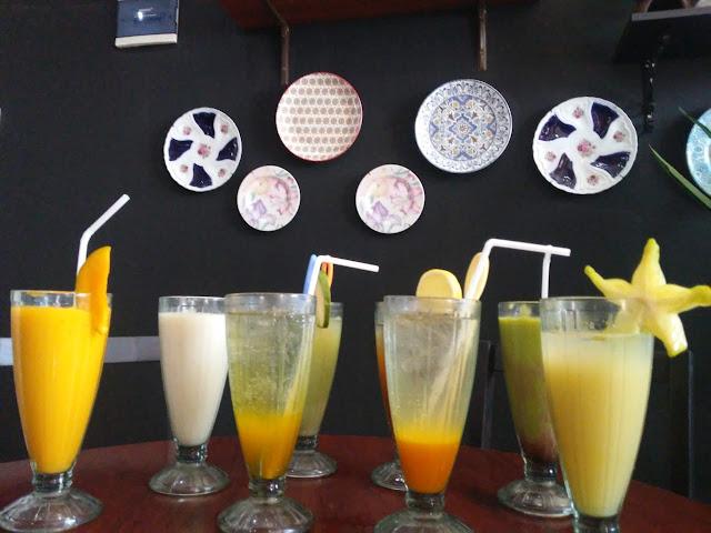 Aneka fresh juice