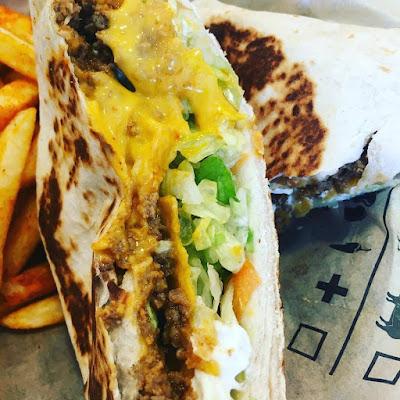 crunchywrap, taco bell
