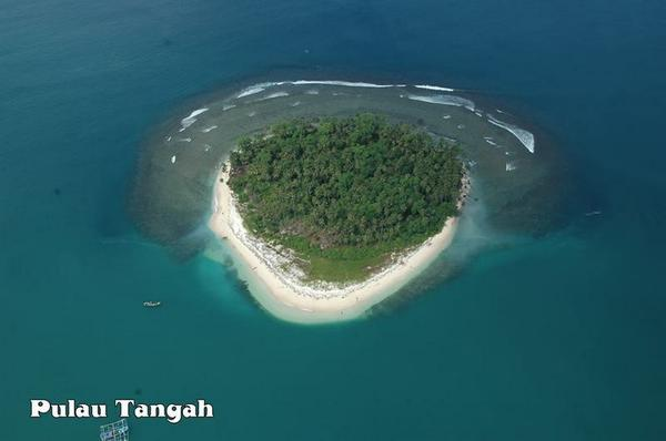 Batasi Pengunjung ke Pulau Angsoduo, Pulau Tangah Segera Digarap