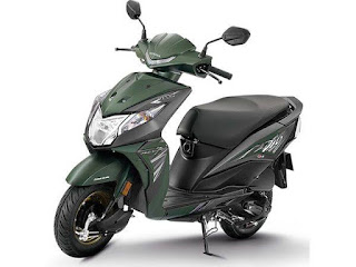 Honda Dio crosses 30 Lac+ sales milestone
