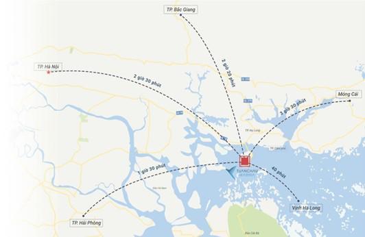Kết nối Tuần Châu Marina