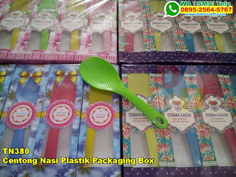 Harga Centong Nasi Plastik Packaging Box