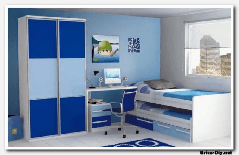 Como decorar dormitorios con muebles de melamina y mdf for Muebles modernos para habitacion matrimonial