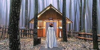 Outbound Hutan Pinus Mangunan dan Puncak Becici