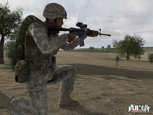 ARMA Armed Assault PC Full Version Screenshot 1