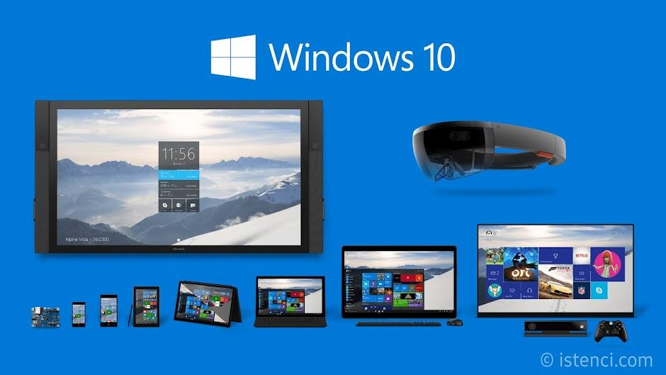 Microsoft Windows 10 sürümlerinin arasındaki farklar, özellikleri ve desteklediği cihazlar.