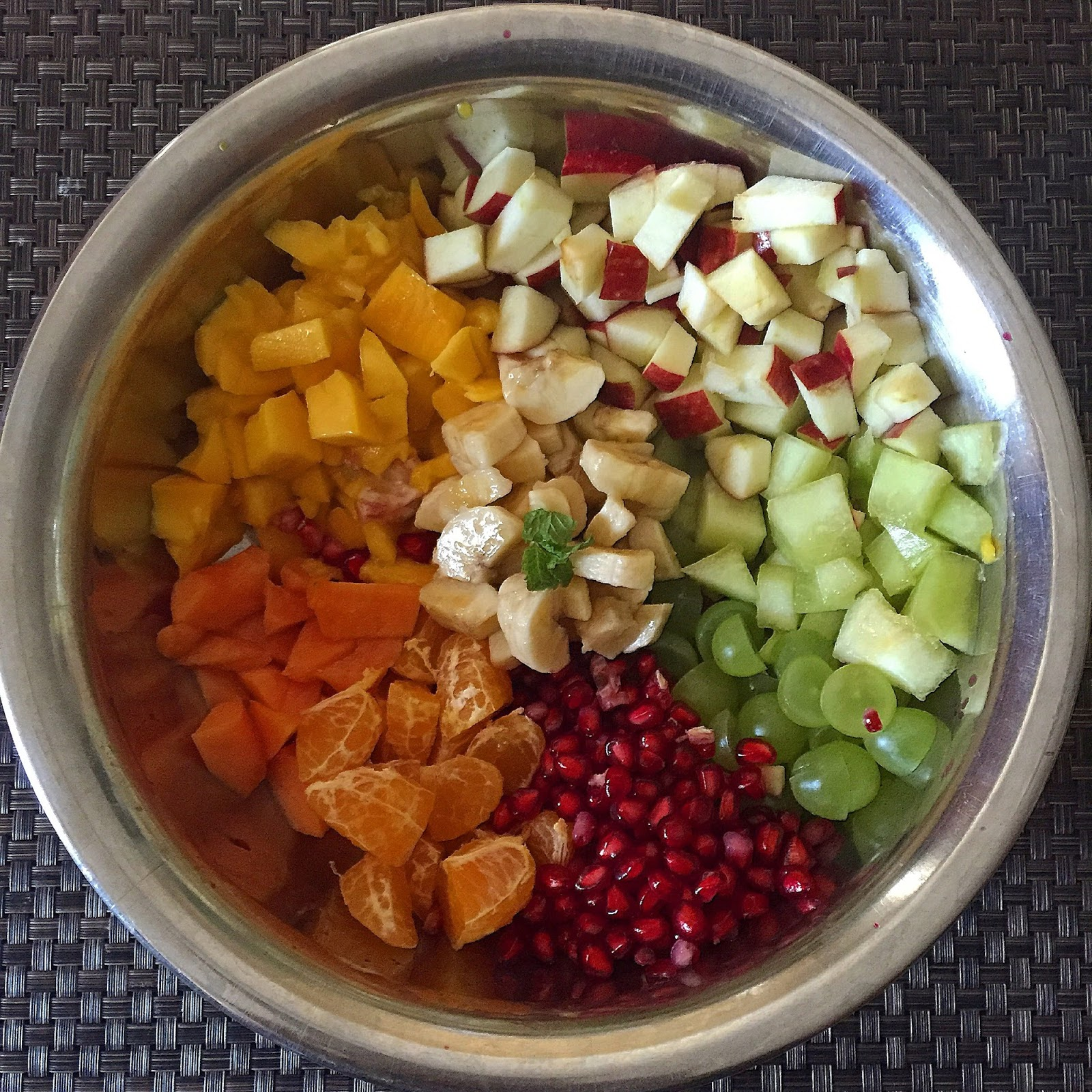 MASTERCHEFMOM: Fruit Chaat