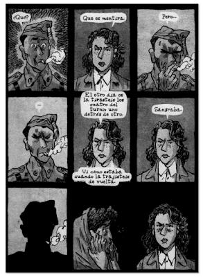 comic la balada del norte tomo 3 de Alfonso Zapico Guerra civil Revolucion 34Asturias