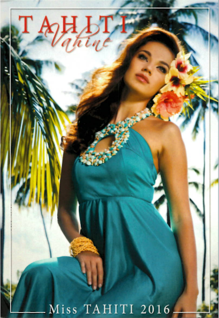 Postcard from Bora Bora (French Polynesia)