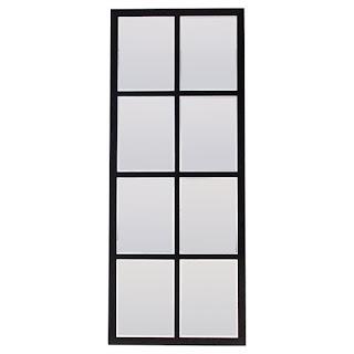 espejo ventana forja