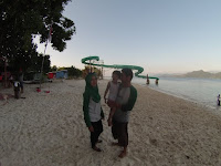 Paket wisata pulau sirandah